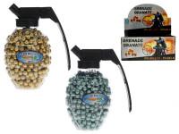 Kuličky do pistole 800 ks granát - mix barev