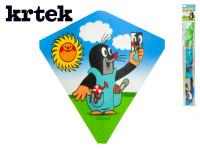 Drak létající Krtek plast 68x73cm - mix variant či barev