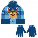zimní set-čepice, rukavice Paw Patrol