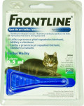 Frontline spot-on cat a.u.v. sol 1 x 0,5 ml