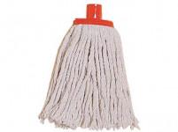 koncovka mopu bavlna 17cm závit hrubý - mix barev