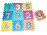 Pěnová podložka čísla - 10 ks
