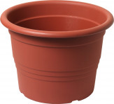 Květináč Cilindro / Premium - terakota 18 cm