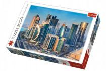 Puzzle Doha Katar 2000 dílků 96x68cm