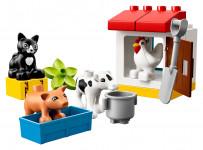 Lego Duplo 10870 Zvířátka z farmy