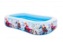 Nafukovací bazén Frozen 260x175x55cm