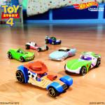 Hot Wheels tematické auto – Toy story - mix variant či barev