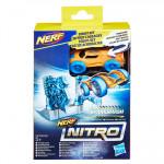 Nerf Nitro náhradní autíčko a překážka - mix variant či barev