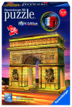 Ravensburger Vítězný oblouk (Noční edice); 3D, 216 dílků