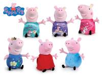 Peppa Pig - Pepina/George plyšoví 26 cm - mix variant či barev