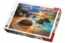 Puzzle Pláž Samudra, Indie 1000 dílků