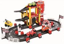 Abrick Závodní okruh s garáží