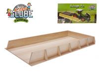 Silo dřevěné 60x30x6 cm 1:16