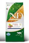 N&D Low Grain Cat Adult Lamb & Blueberry 10 kg