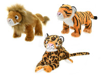 Zvířátko safari plyšové 38 cm - mix variant či barev