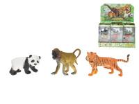 Zvířátka divoká 3 ks 7-9,5 cm - mix variant či barev