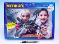 Stavebnice MERKUR Flying wings 40 modelů