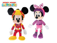 Mickey Mouse & Minnie plyšoví 40 cm - mix variant či barev