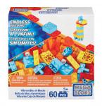 MEGA CONSTRUX ZÁKLADNÍ BOX KOSTEK - mix variant či barev
