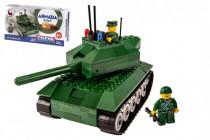 Stavebnice Cheva 49 Tank plast