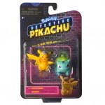 WCT Pokémon figurky detektiv Pikachu - mix variant či barev