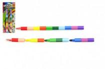 Pastelky měnící barvu 2ks 22cm