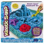 Kinetic sand písečný zámek modrý
