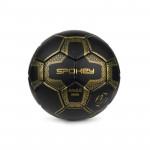 Spokey AMBIT MINI Fotbalový míč vel. 2 černo-zlatý