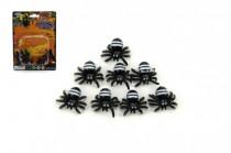 Pavouk mini plast 1,5cm