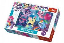Puzzle My Little Pony 27x20cm 30 dílků