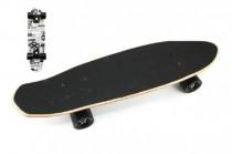 Skateboard - pennyboard dřevo 63cm, nosnost 100kg, vzor China