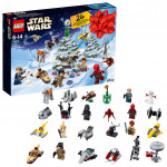 Lego Adventní kalendář Lego StarWars