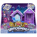 Spin Master HATCHIMALS Třpytivý královský salón