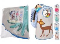taška dětská na hračky 39x25x69cm - mix variant či barev