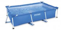 Bazén s konstrukcí - obdelník