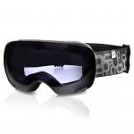 Spokey YOHO lyžařské brýle černo-šedé