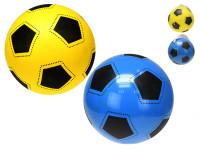 Míč 22 cm design fotbal - mix barev