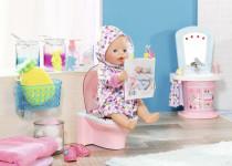 BABY born Zábavná toaleta - mix variant či barev