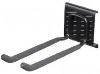 hák dvojitý dlouhý 7,6x10x22cm BlackHook závěs. systém G21