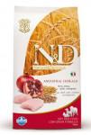N&D LG DOG Adult Mini Chicken & Pomegranate 800g - VÝPRODEJ