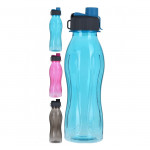láhev na pití 600ml plastová - mix barev