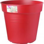 Elho květináč Green Basics - lovely red 30 cm