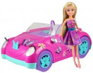 Motýlí panenka Sparkle Girlz se stylovým autem