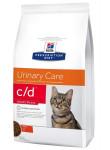 Hill's Feline C/D Dry Urinary Stress 4 kg
