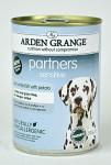 Arden Grange Partners Dog Sensitive konz.  395g