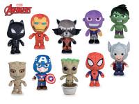Avengers plyšoví 40 cm stojící - mix variant či barev