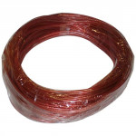 šňůra 60m plastový potah, lanko (ocel), 1323 - mix barev