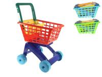 Nákupní vozík - mix barev