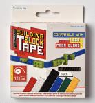 Mac Toys Lepící páska - žlutá