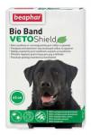 Obojek repelentní BEAPHAR Bio Band Veto Shield 65 cm (1ks) - VÝPRODEJ